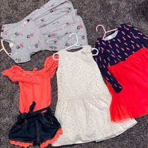 5T Girls Dresses